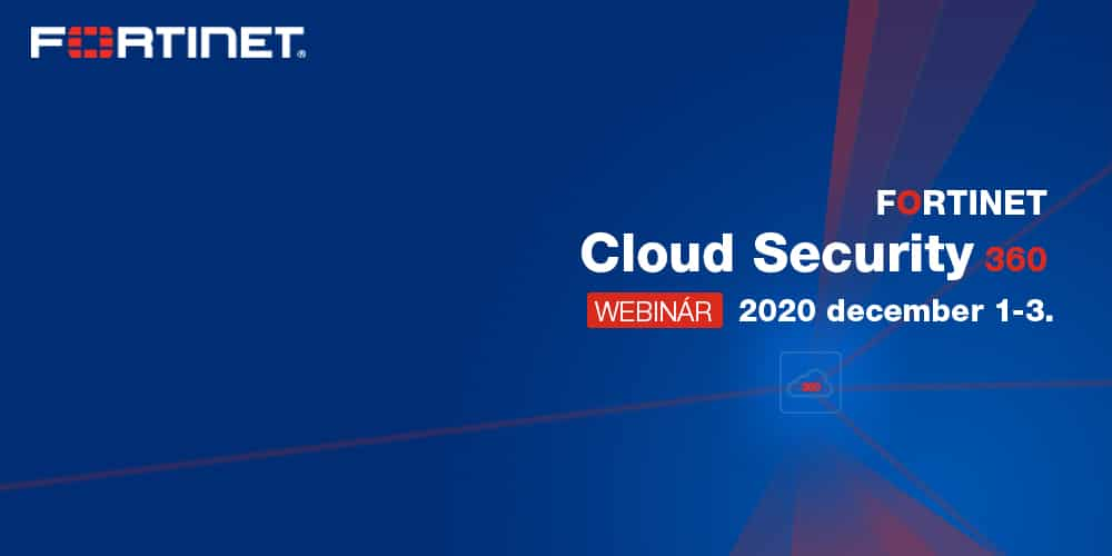 Fortinet Cloud Security 360